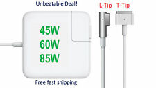 New Premium 45W 60W 85W AC Power Adapter Magsafe Charger Apple Macbook Pro Air