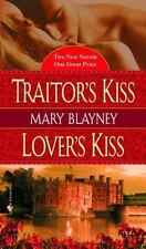 Pennistan: Traitor's Kiss/Lover's Kiss 1 by Mary Blayney (2008, Paperback)