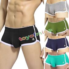 Sexy Bee Embroidery Men's cool Underwear Mens Boxer Brief 25-34 ASIAN SIZE