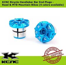 KCNC Bicycle Handlebar Bar End Plugs for MTB Mountain/ Road Bike (4 color types)