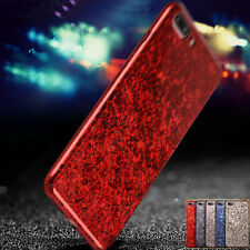 Luxury Electroplating Crack PC Case Protective Cover For Apple iPhone 6s 7 Plus