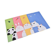 Animals Letter set Writing Stationary paper & Envelope for Postcard &Letter HGUK