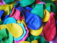 """144 pc Assorted colors 11""""  Latex Birthday Party Balloons  Decorations Supplies"""
