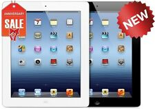 NEW Apple iPad 3 WiFi + AT&T Unlocked | Black or White | 16GB 32GB or 64GB
