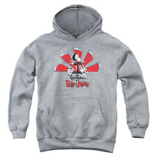 The Grim Adventures Of Billy And Mandy Show Grim'S Blade Big Boys Hoodie