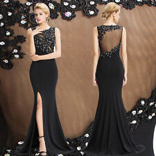 2017 Long Formal Bridesmaid Dress Ball Gown Evening Party Cocktail Prom Dresses