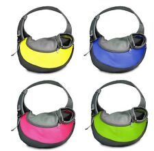 Fashion Pet Dog Cat Puppy Carrier Travel Tote Bag Sling Backpack S/L CB