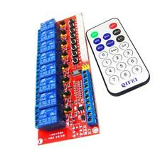 MagiDeal Wireless Remote Control Switch 8 Channel Relay Receiver Module