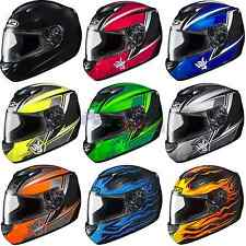 HJC CS-R2 Motorcycle Full-Face Street Helmet