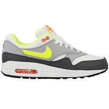 Nike Women's Premium Trainers Air Max 1 Shoes Trainers NEW light command