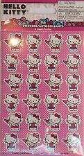 HELLO KITTY Sticker Pack Collection -  4 Sheets / 96 Stickers