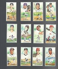 2011 TOPPS KIMBALL CHAMPIONS MINI'S #'S KC-1 to KC-50  -  PICK THE ONES YOU NEED