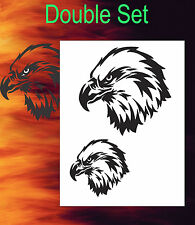 Eagle 5 Animal Airbrush Stencil Spray Vision Template