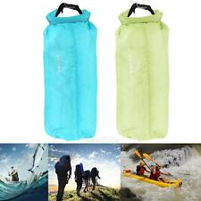 8L Waterproof Dry Bag Storage Pouch for Canoe Floating Boating Kayaking Camping