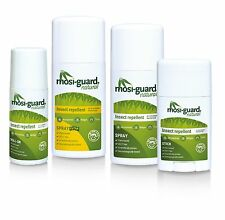Mosi-Guard Natural Insect Repellent - Contains Citriodiol - Various Options