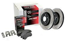 StopTech Axle Pack - Street 938.66015 Front Fits:CADILLAC  2008 - 2008 ESCALADE