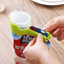 1PC Plastic Sealing Clip Large Food Snack Bag Storage Seal Clamp Kitchen Tool