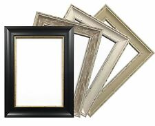 A1 A2 A3 A4 Shabby Chic Photo Frame Picture Poster Certificate Frames Vintage