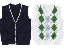 GYMBOREE 3-6 Month Size 3 4 5 6 Golf Pro Spring Social Sweater Vest Choice NWT