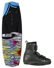 Liquid Force Trip | GTX Wakeboard Package, 146| UK 10-13. 64623