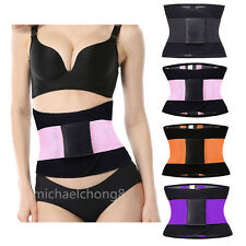 Fashion Black Pink Orange Latex Wasit Trainer Cincher Underbust Boned Corset