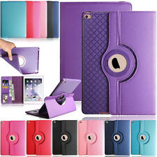 360° Rotating Shockproof Smart Leather Wallet Stand Case Cover For iPad Pro 10.5