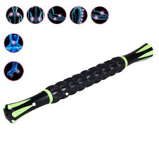 Hot Muscle Roller Massage Stick for Athletes Deep Tissue Soreness Relief New