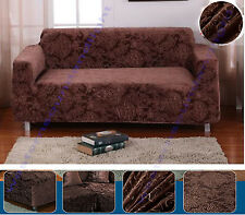 New Jacquard Elastic Stretch Lounge Couch Sofa Covers Slipcover 1 2 3 4 Seater