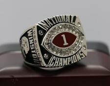 2013 FSU Florida state Seminoles BCS National championship ring