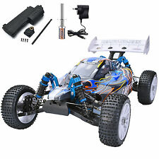 HSP Rc Car 1/8 Scale 4wd Nitro Remote Control Troian Off Road Buggy 70111 80101