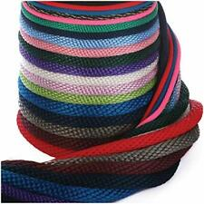 FMS Multifilament Polypropylene Derby Rope - Solid Braid MFP, Made in the USA