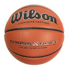 Wilson Cross X Over Basketball - Composite Leather, Size 7 - RRP £34.99