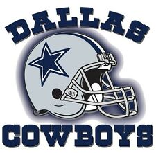 12 STICKERS DALLAS COWBOYS   Vinyl HQ Decal Stickers  CAR Laptop WALL