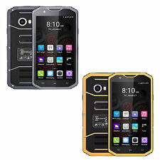 4G Phablet Smart Mobile Cell Phone Android Octa Core 3 Screen Waterproof IP68