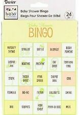 NEW BABY SHOWER BINGO GAME BOY GIRL MOM DECORATION PARTY SUPPLY FAVORS GAMES