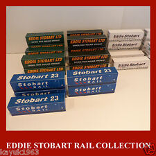 Eddie Stobart,Stobart Rail,Shipping Container Model Card Kits 40ft/45ft OO 1:76