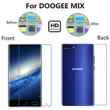 Front&Back Clear/Anti Glare Matte Full Body Screen Guard Film For DOOGEE MIX Lot