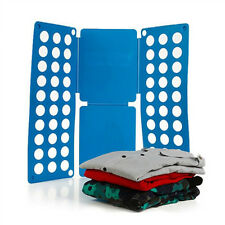 Magic Clothes Folder Shirts Jumpers Organiser Fold Laundry Suitcase Easy Tidy