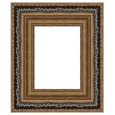 """MUSEUM GALLERY STYLE PHOTO PICTURE PAINTING FRAME WOOD GOLD LEAF 2.3/4"""" Wide +++"""