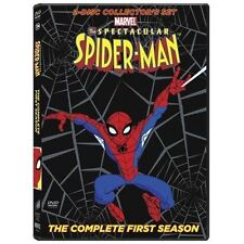The Spectacular Spider-Man - The Complete First Season (DVD, 2-Disc Set) - New!