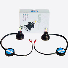 2x 80/40W 8000LM/4000LM G5 LED Headlight Car Motorcycle Conversion 6000K PIKw'