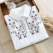 New Spring Summer New Fashion Style Long Sleeve All-match Blouse For Women