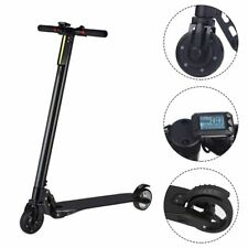 Ultra Light Carbon Fiber Portable Foldable Electric Scooter With Two Wheels GT