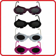 CASINO-POKER-GAMBLER-PLAYING CARDS-SPADES PIKES GLASSES /SUNGLASSES-COSTUME