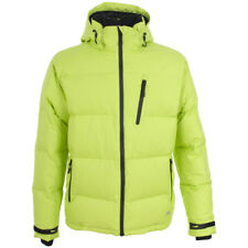Trespass Mens Igloo Thick Winter Natural Feather Down Padded Jacket