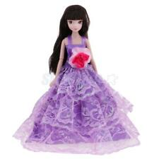 Fashion Party Doll Dress Clothes Gown Clothing for Barbie Doll Accessories