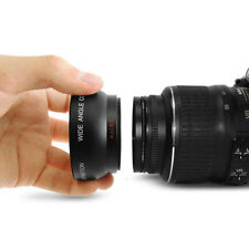 52MM 0.45 x Wide Angle Macro Lens for Nikon D3200 D3100 D5200 D5100 MT