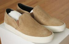 Common Projects Tan Suede Slip On Retro Size 41 42 43 / 8 9 10 Brand New in Box