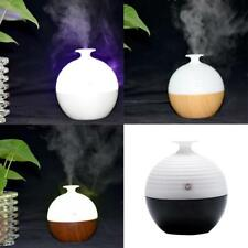 130ML USB Ultrasonic Air Purifier Aroma Home SPA Diffuser Mist Humidifier