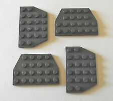 LEGO 6x4 wedge plates Packs of 4 Part 32059 choose your colour!
